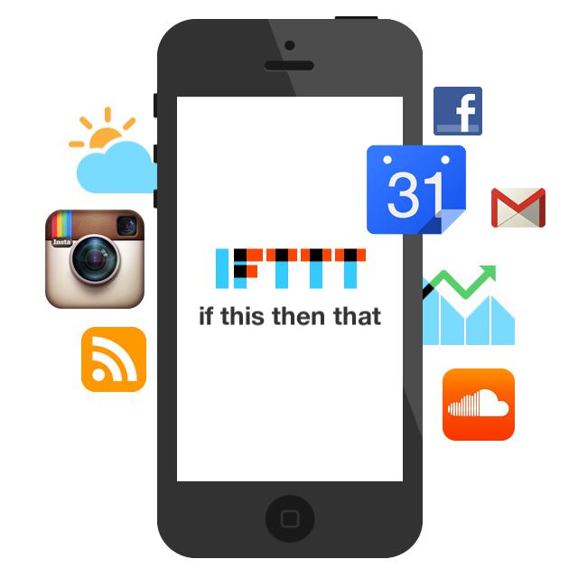 IFTTT, que es ifttt, ifttt app