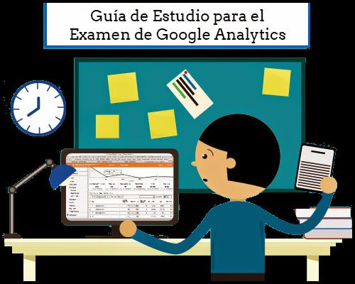 examen google analytics, marketing branding