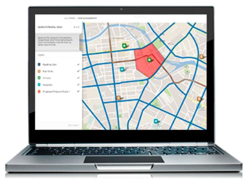 sistema de informacion geografica, google maps