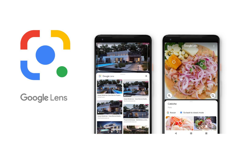 google lens, reconocimiento de imagenes