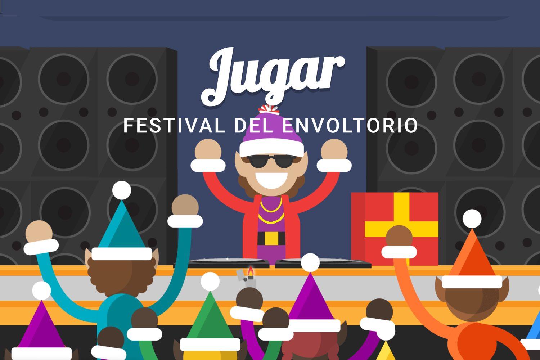 wrap battle, festival del envoltorio, google doodles