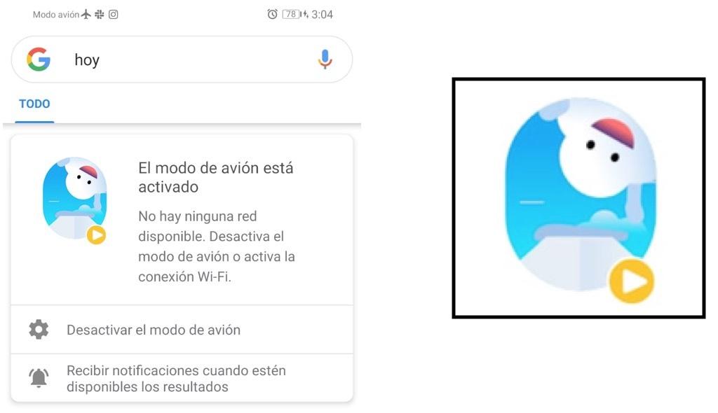 el juego de la nube en Android
