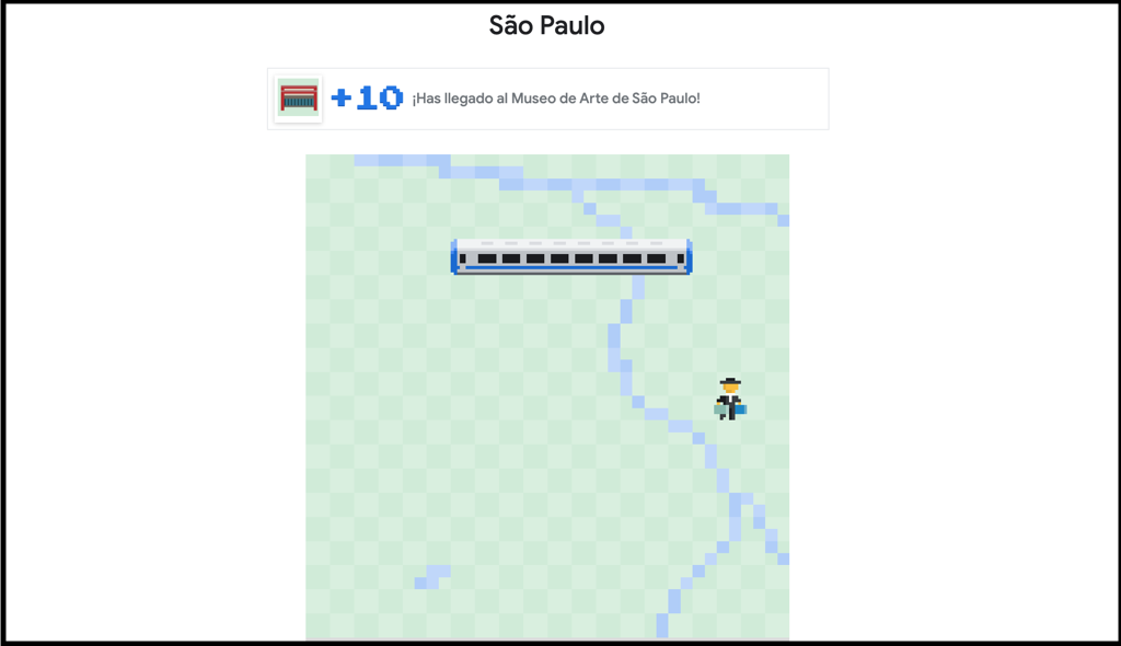 juego de las serpientes, snake game google maps