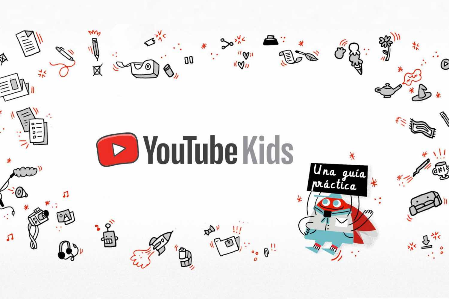 youtube kids, guia youtube kids