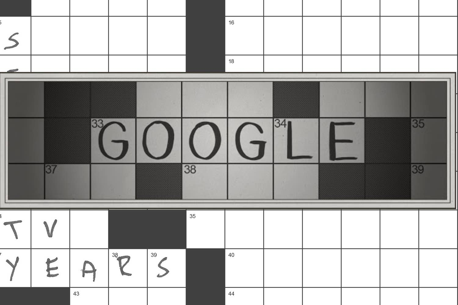 crosswords online, crosswords google