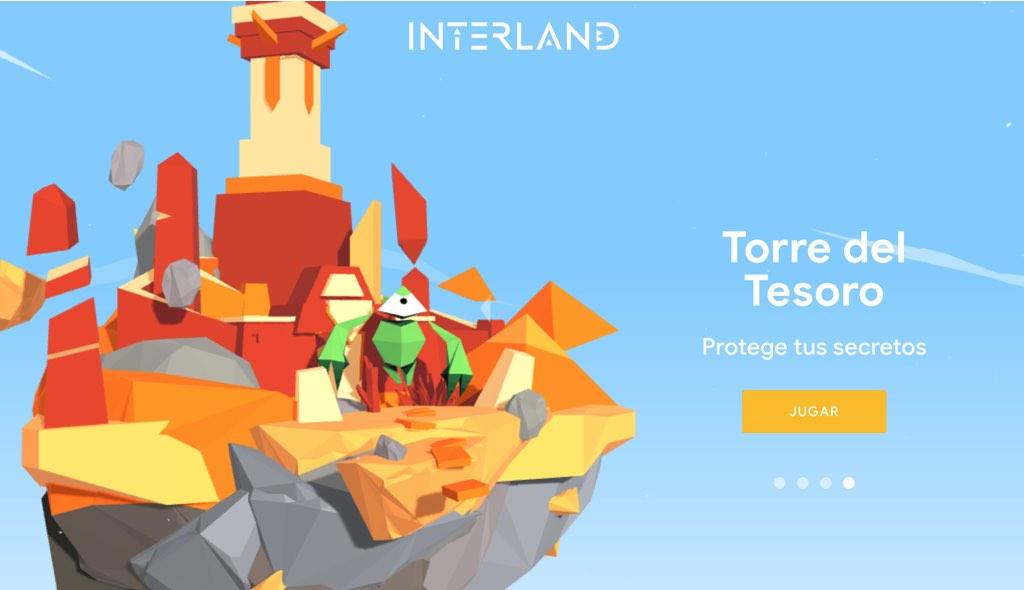 interland juego, interland google