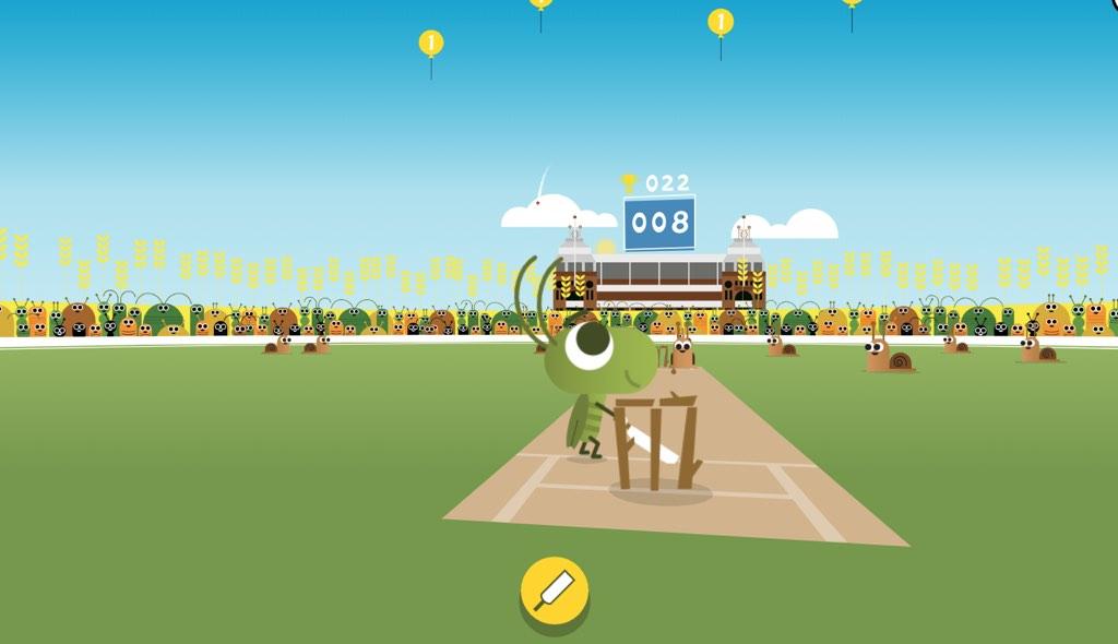 google cricket, google cricket online