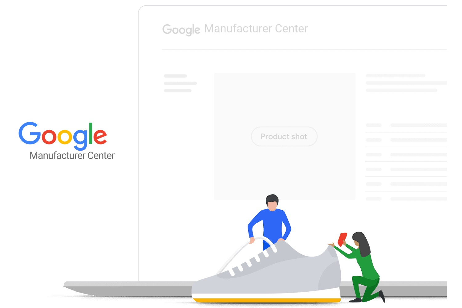 google manufacturer center, manufacturer center