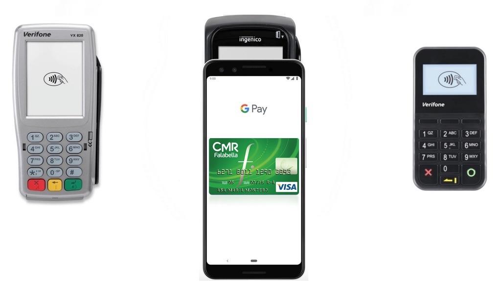 google pay chile, tarjetas google pay