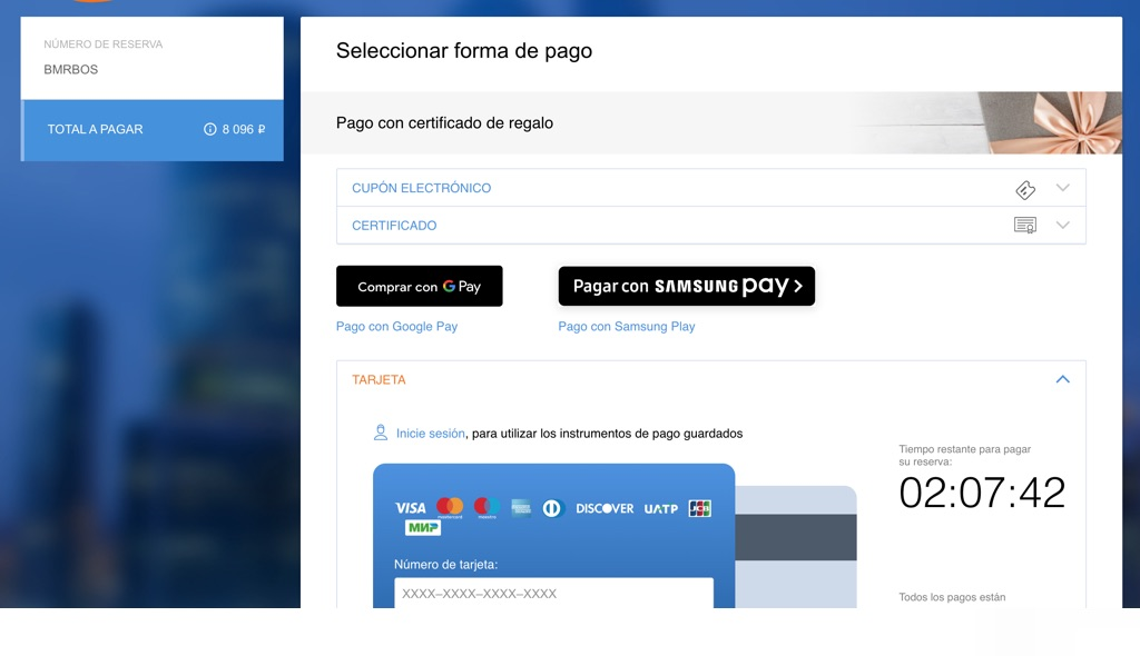 google pay web, pago web google pay