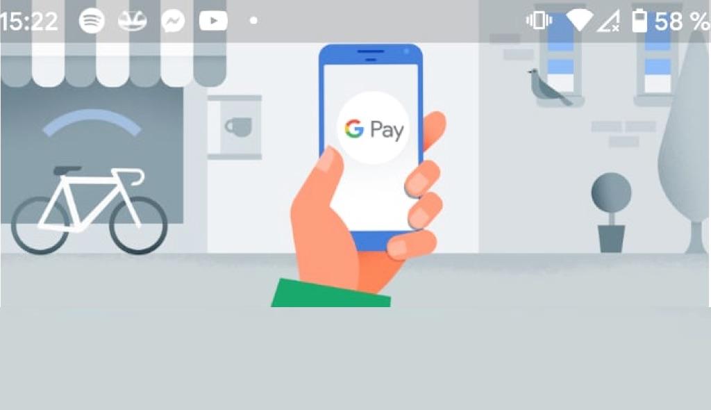google pay pago en tienda fisica