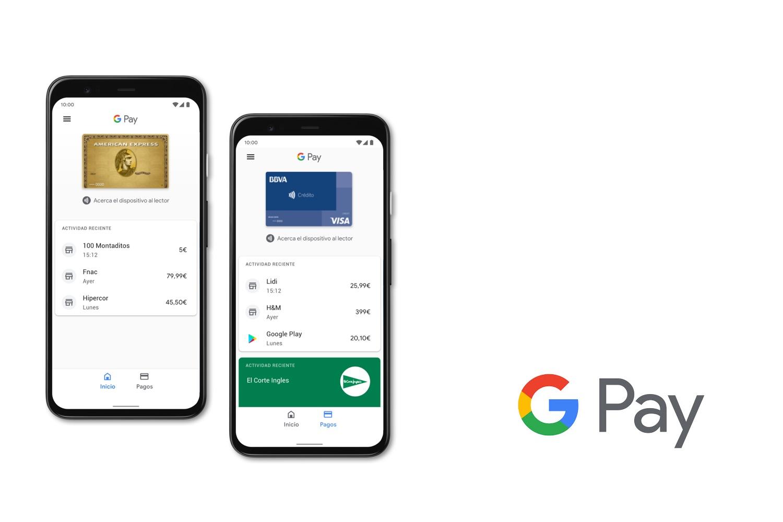 google pay, google pay ventajas