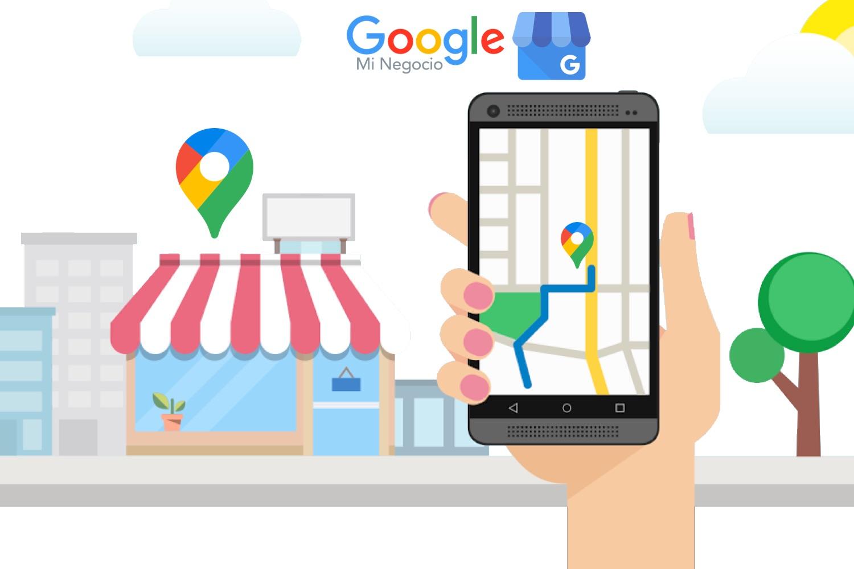 poner mi negocio en google maps, optimizar google mi negocio
