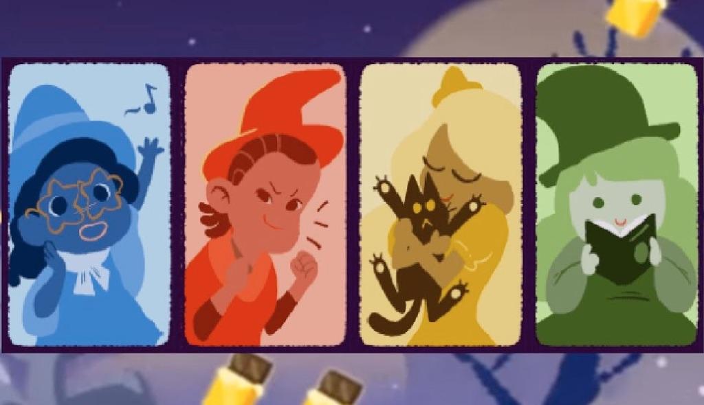 copa mundial de caramelo, brujas copa mundial de caramelos
