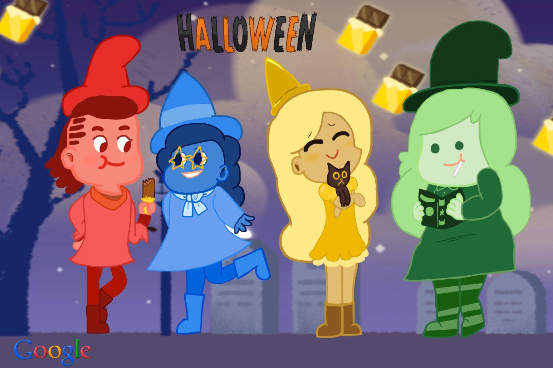 global candy cup, copa mundial de caramelo, juegos de halloween