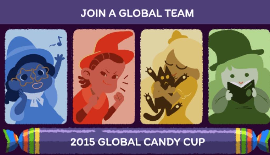 global candy cup, copa mundial de caramelos 2015