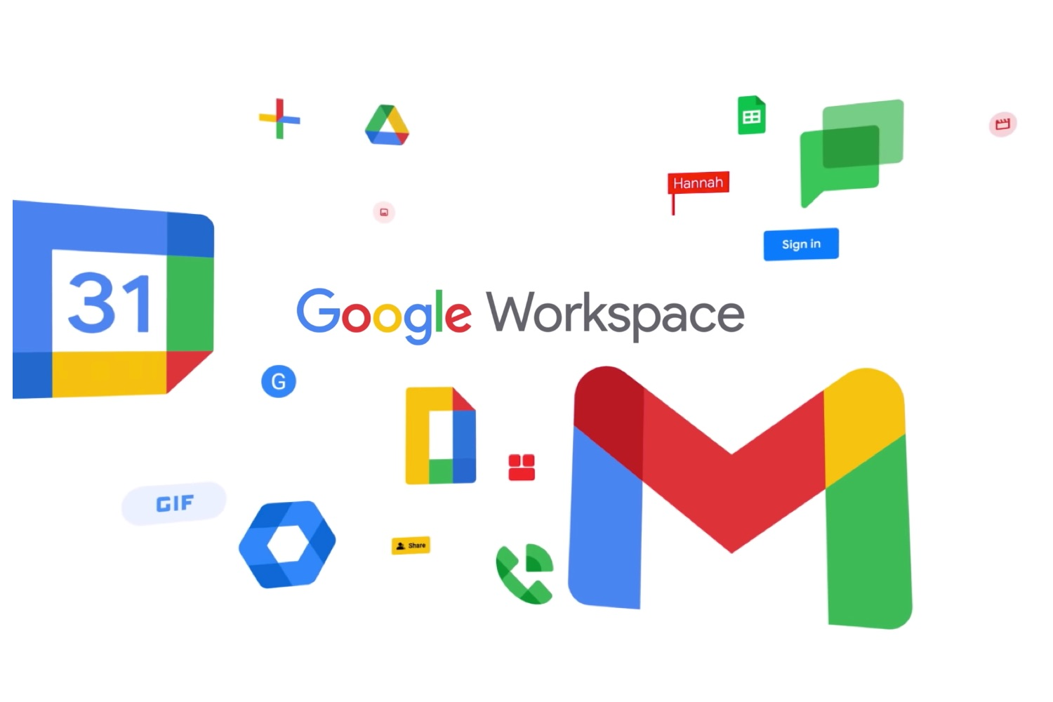 google workspace, g suite workspace