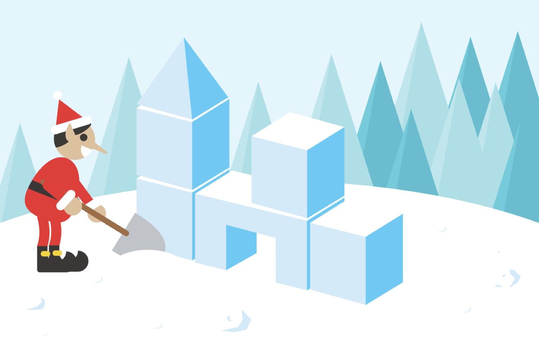 snowbox, zona nevada de pruebas