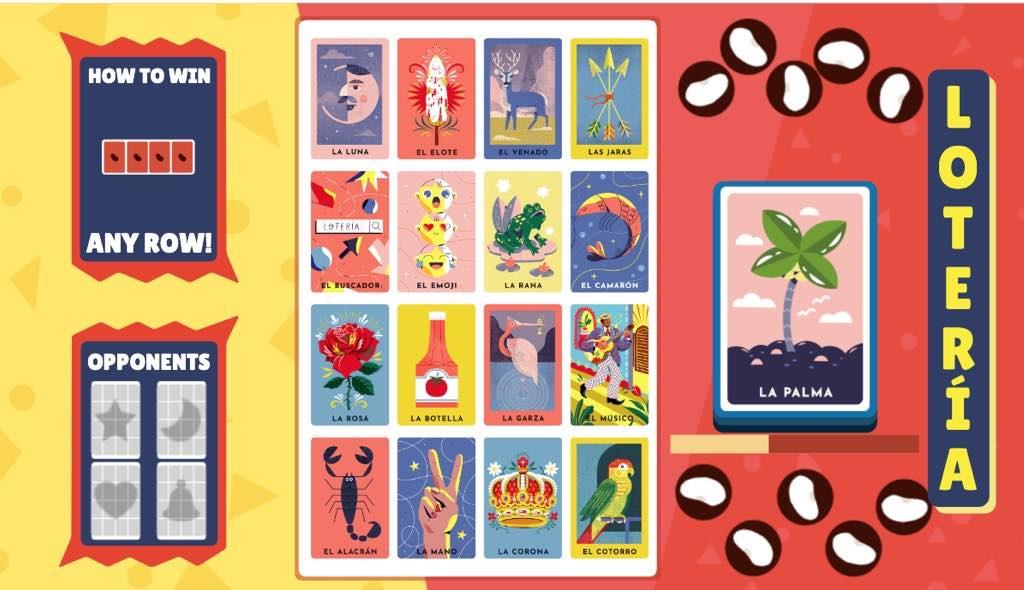 loteria mexicana, jugar loteria de cartas mexicana