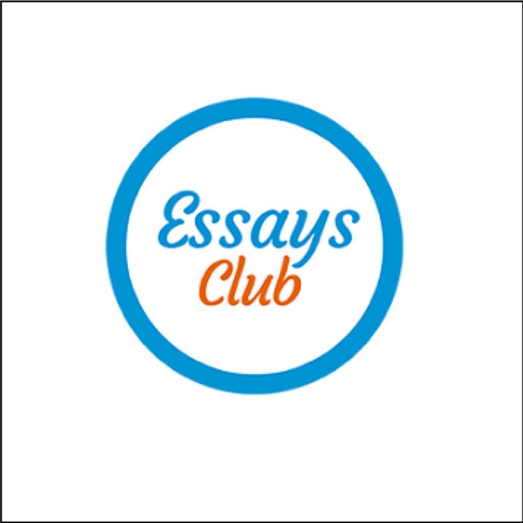 essays club logo
