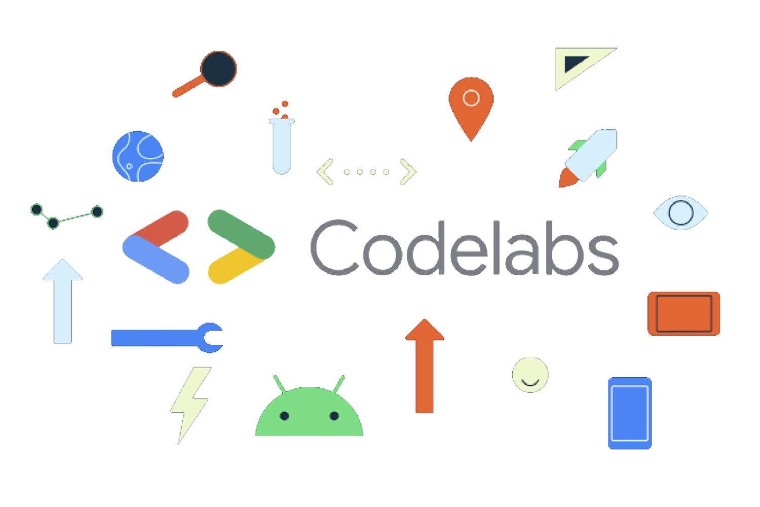 google codelabs, google codelabs español